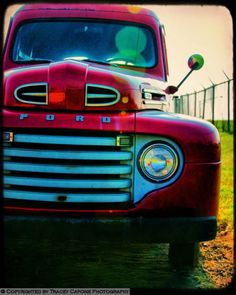 i love old trucks and this is image of an old truck brings it back to life!