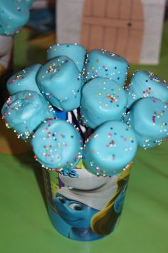 Top Smurfs Cakes birthday party girl boys schtroumphs