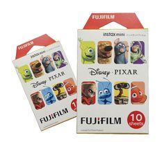 Find More Film Information about Fujifilm Fuji Instax Mini Pixar Cartoon 10 Shee. Instax Mini Camera, Fuji Instax Mini, Fujifilm Instax Mini 8, Polaroid Camera, Film Camera, Photography Store, Camera Photography, Photography Backdrops, Digital Photography