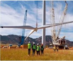 Argentina tiene 3ra reserva eólica mundial y 2da solar