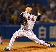 Yoshihisa Naruse (Tokyo Yakult Swallows)