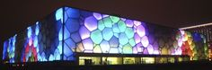 Beijing's Water Cube Transformed Into Water Park (6 pics)