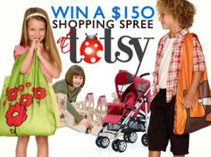 Win a Shopping Spree!!!