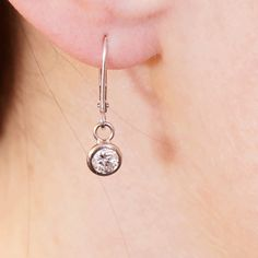 set earrings by hattonbydesign hatton bezel design stud diamond store com view milano