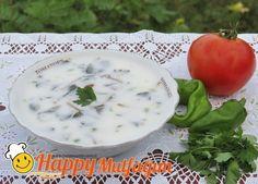 Semizotu Boranisi tarifi >> http://www.happycenter.com.tr/yemek-tarifleri/semizotu-boranisi/