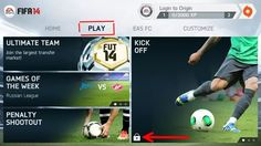 Easy Steps To Unlock FIFA 14 By EA Sports With Screenshots