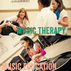 Dynamic Lynks discusses Music Therapy or Music Education? http://www.dynamiclynks.com/single-post/2016/09/28/Music-Therapy-or-Music-Education