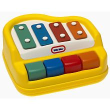 Little Tikes Baby Tap-a-Tune Piano -- Manufacturer's Age: 6 months - 3 years $14.99