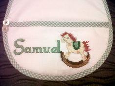 Babero para Samuel