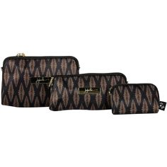 Ju Ju Be Legacy Be Set The Versailles 3 Bags Pouch Set NEW