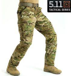 5.11 Tactical MultiCam TDU® Field Duty Work Cargo Pants - Mens Camouflage  Pant