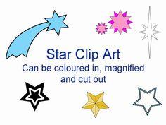 Lots more free star clip art