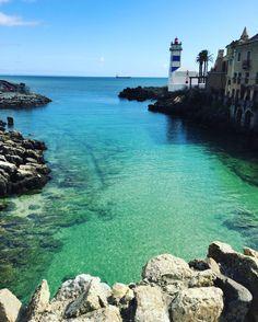#Cascais #Portugal #ocean #sun #visitportugal