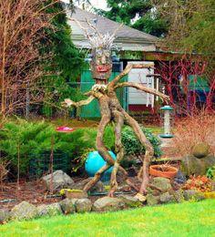 Log Yard art.
