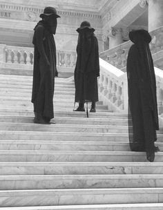 Coven. Black and White Photography.