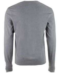 '47 Brand Men's Tampa Bay Lightning Stacked Club Long Sleeve T-Shirt - Gray XXL