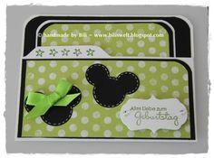 Mickey & Minnie Card