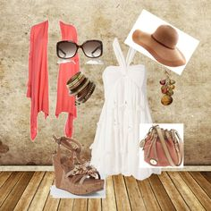 Summer Fun, created by chris-and-valerie-floyd on Polyvore