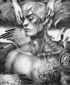Rowan: art by niru723 on tumblr