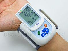 USB Wrist Blood Pressure Monitor