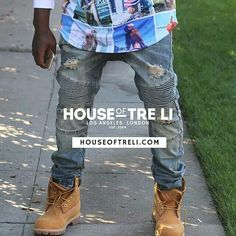#EmbellishNyc jeans limited pieces available www.houseoftreli.com
