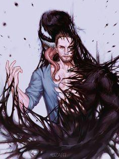 W̛̻̣̬̝̹͈E̼͍̱̺̺̥ ̬̝̮͇A̮̯̟̠ͅR̙̭̙ͅE̯͇͙͈̻͟ V̜̞͚̦Ḛ̘͉̻̺̯N͓͉O͍̺͝M̟͎̝̗ ̨̪͎͔ Venom Art, The Venom, Marvel Venom, Marvel Dc Comics, Venom Costume, Eddie Brock Venom, Venom 2018, Marvel Entertainment, Mans World