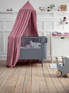Sebra Kili Baby en Junior Bed