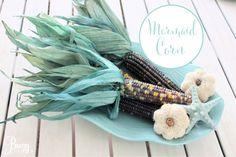 Breezy Designs: Mermaid Corn!