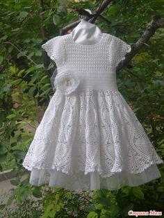 Descripción vestido blanco para una princesa! Añadir Esquema de una revista