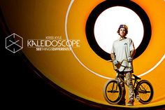 Experience a mind-bending, visual riddle, that combines cutting-edge filmmaking and game-changing BMX riding.