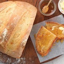 French-Style Country Bread: King Arthur Flour