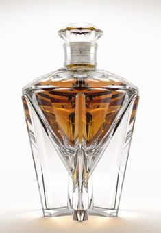 $100,000 a btl … Johnny Walker Diamond… 60 years old… I WANT THIS …. AHHH THE FLAVOR IT MUST HAVE…