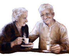 combien nous les aimons nos charmantes mamies!Elles sonttrès souvent l'esprit de nos foyers.Prodigues de bonté,et sans économies,comme les fées d'antan pour nous émerveiller.C'est générosité,patience ...