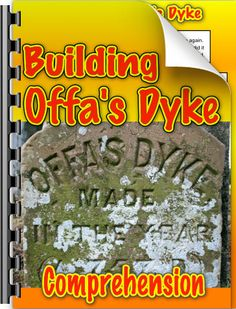 What was it like to be one of the builders of Offa's Dyke? Read the story to imagine the scene...