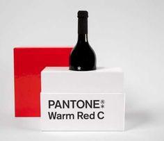 Alcoholic Pantone #packaging