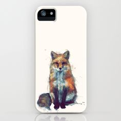 Fox iPhone Case - want this!