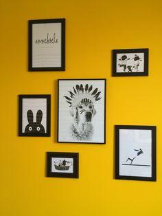 Boys room Kinderkamer Zwart wit Okergeel Baby Boy Rooms, Baby Room, Yellow Submarine, Kids Room Design, Project Nursery, Nursery Neutral, Kids Bedroom, Bedroom Ideas, Kidsroom