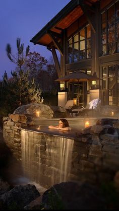 Relaxing And Romantic Setting Bubble Bath For Two With A