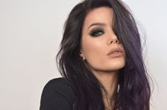 Smokey Nude  Today's Look 12/13/15 Linda Hallberg