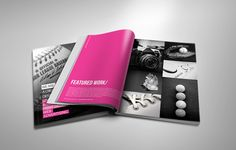 Creative Catalogue / Brochure by 24beyond