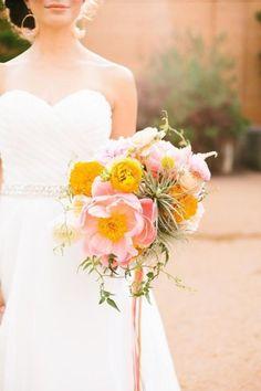 Colorful Wedding Inspiration