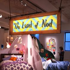 The land of nod spring preview
