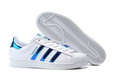 official photos b792a e6656 zapatos adidas nuevos, Adidas Mujer Superstar Ii Shell head azul laser  personalidad, adidas rosa en boga