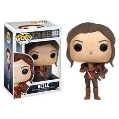 Once Upon a Time Belle Pop! Vinyl Figure - not a Belle fan but I love this Funko Pop!