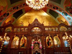 George's Greek Orthodox Church and Community Centre Halifax, Nova Scotia. Nova Scotia, Greek, Fair Grounds, St George's, God, Dios, Allah, Greece, The Lord