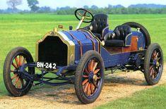1905 De Dietrich 'Sportabout' Blue