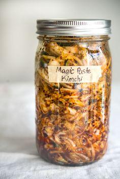 Chef Bill Kim's Magic Paste Kimchi