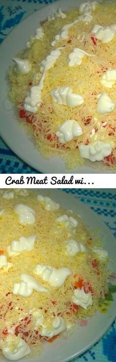 Crab Meat Salad with Vegies (Fur Coat) - Imitation Crabmeat Salad Recipe... Tags: recipes, Russian Recipes, How to Make Crab Meat Salad, best crab salad recipe, recipe for crab meat salad, crab meat salad, crab salad, crab salad dip, crab salad ingredients, crab salad recipe, crab salad recipe easy, easy crab salad, easy crab salad recipe, imitation crab salad, imitation crab salad recipe, recipe crab salad, simple crab salad recipe, Crab Meat Salad with Vegies, Crab Meat Salad with Vegies