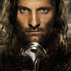 Aragorn son of... I forget how to spell his name... ;D