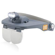 bt-GEAR™   Facial Equipment bt-vision™ magnified head lamp